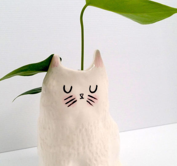 10 (More) Planters for Animal Lovers