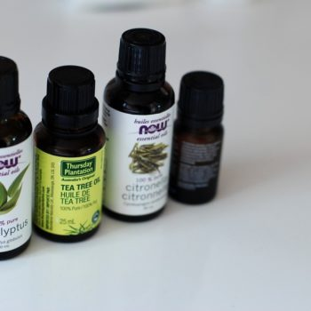 Toxic Oils for Cats