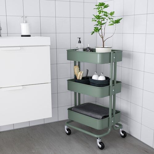 IKEA Raskog cart for plants